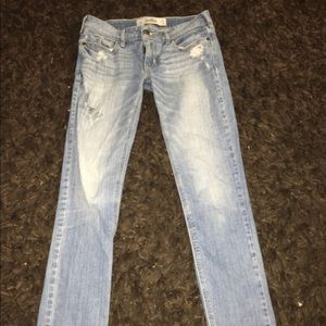 Hollisters jeans